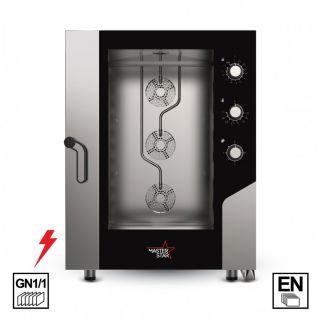 Κυκλοθερμικός ηλεκτρικός φούρνος multifunction 10 θέσεων 1016S 850x1041x1130