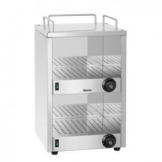 Θερμαινόμενη θήκη για φλιτζάνια  Bartscher AF-103076 320x345x550mm