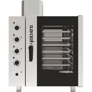 Κυκλοθερμικός Φούρνος Αερίου Αναλογικός V-MOSAICO 6G Yesovens  83x89x109 εκ