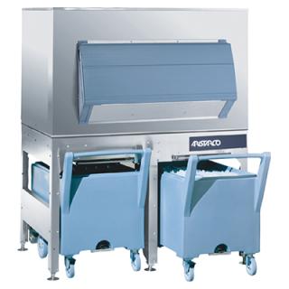 Αποθήκη Παγομηχανής Aristarco  152.4x122x190.5 EK VNT-SBC600