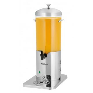 Επιτραπέζιος διανεμητής και συντηρητής (ψυχόμενος) χυμών 220x330x520mm