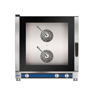 Φούρνος Combi Ηλεκτρικός κυκλοθερμικός 78x85x83 εκ VNT-PF8306 Piron