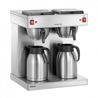 Μηχανή καφέ φίλτρου διπλή Bartscher AF-190156 43x40x52 εκ