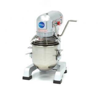 Επαγγελματικό πλανητικό ηλεκτρικό επιτραπέζιο μίξερ 10 λίτρων MPM 10 60,6X36,6X45 εκ MAX-09300160
