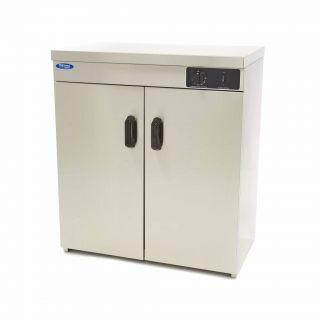 Επαγγελματικός επιδαπέδιος θερμαινόμενος διανομέας πιάτων (dispenser)  90Χ48,5Χ85 εκ MAX-09362020
