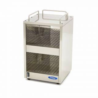 Επαγγελματικός επιδαπέδιος θερμαινόμενος διανομέας  ΦΛΥΤΖΑΝΙΏΝ (dispenser)  32X38X56 εκ MAX-09362030