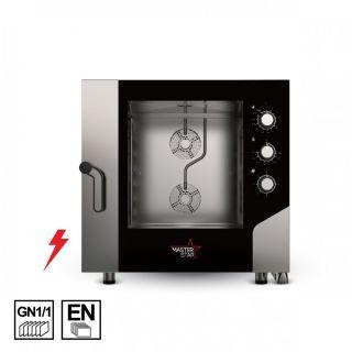 Κυκλοθερμικός ηλεκτρικός φούρνος multifunction 6 θέσεων 616S 850x1041x850
