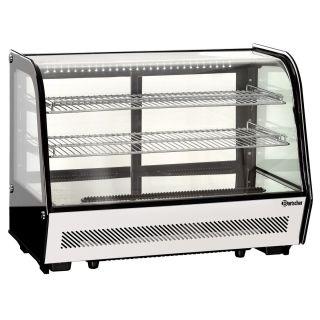 Ψυγείο Βιτρίνα συντήρησης επιτραπέζια  88,5x58x69 εκ AF-700203G