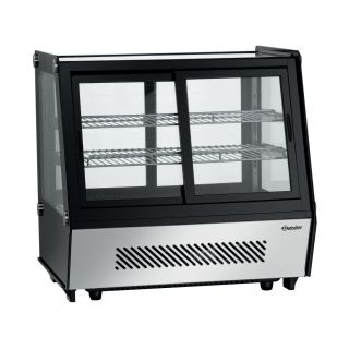 Ψυγείο Βιτρίνα συντήρησης επιτραπέζια 71x56,8x68,6 εκ AF-700208G