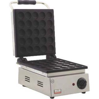 Επαγγελματική βαφλιέρα μονή επιτραπέζια ηλεκτρική για PANCAKE 26,5X31X22,5 εκ VNT-WFP06(706500)