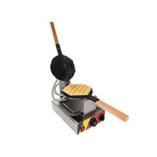 Βαφλιέρα με Περιστρεφόμενες Πλάκες Bubble Waffle 123 EM-75-00123