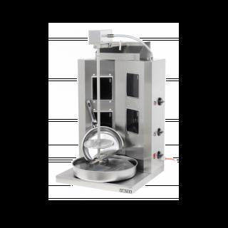 Γυριέρα  Hλεκτρική  με 4 κεραμικές εστίες Μοτέρ Πάνω VIM-904EL