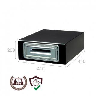 Συρτάρι για υπολείμματα καφέ Coffee Cube AF-AC17 410X440X200