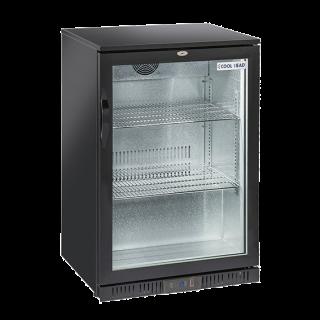 Επαγγελματικό Ψυγείο Βίτρινα Επιδαπέδιο BACK BAR 60X52X90 εκ CH-BBC138 ENERGY CLASS D