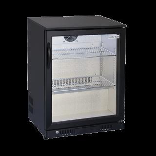 Επαγγελματικό Ψυγείο Βίτρινα Επιδαπέδιο BACK BAR 60X50X86 εκ CH-BBC186 ENERGY CLASS D