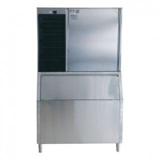 Αποθήκη INOX Χωρητικότητας 150 Kg 800x800x1105