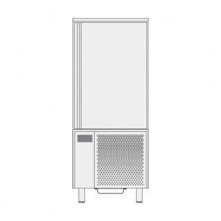 Blast chiller - Shock freezer ZERO T16 80x79x195 εκ AF-ZERO T16