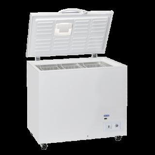 Επαγγελματικό Ψυγείο Mπαούλο λευκό Επιδαπέδιο αναψυκτικών 101,5χ71,5χ90,5 εκ CH-CFP308 ENERGY CLASS C