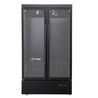 Επαγγελματικό ψυγείο αναψυκτικών συντήρηση 108χ61.5χ2,12 VNT-DBC660Η-Black
