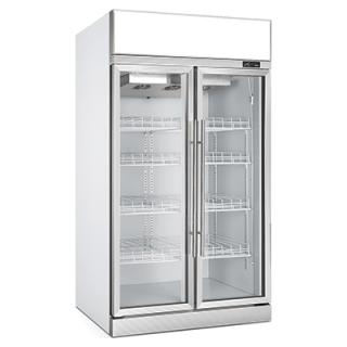 Ψυγείο συντήρηση DCL1200U με 2 πόρτες 125x74,5x211,5 εκ VNT-DCL1200U