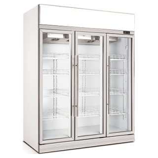 Ψυγείο συντήρηση DCL1900U με 3 πόρτες  186x74,5x211,5  εκ VNT-DCL1900U