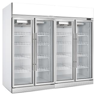 Ψυγείο συντήρηση DCL2400U με 4 πόρτες  248x74,5x211,5 εκ VNT-DCL2400U