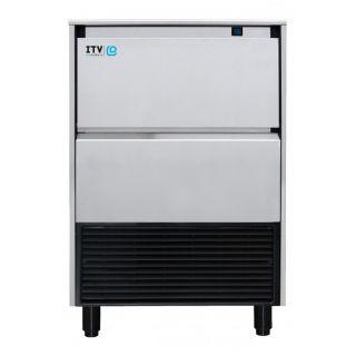 Παγομηχανή με σύστημα ψεκασμού DELTA MAX NG 80A 715x595x945