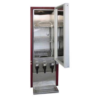 Ψυγείο κρασιού συντηρητής 35x45,5x114,5 εκ AF-DKS95310LI