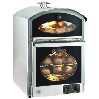 Φούρνος ηλεκτρικός για Ψητές Πατάτες Bake King EM-05-51214