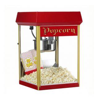 Μηχανή για Ποπ Κορν Χωρητικότητας 4oz Fun Pop Αμερικής
