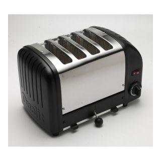 Φρυγανιέρα Ηλεκτρική Dualit Vario 4 - 4 θέσεων 36x21x22 EM-62-10357