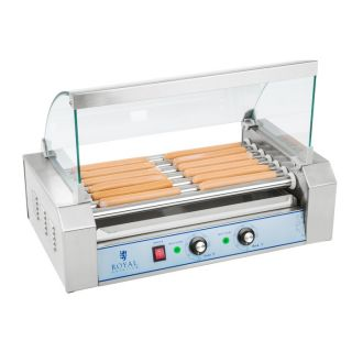 Hot Dog Roller Grill RCHG 7E 59x33x38 EM-67-01479
