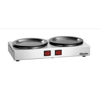 Θερμαινόμενες εστίες για καφετιέρα φίλτρου AF-A190105 36x21x7 εκ