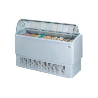 Βιτρίνα παγωτού 4 γεύσεων 82,4x63x124,7 εκ AF-FIJI 4 LX