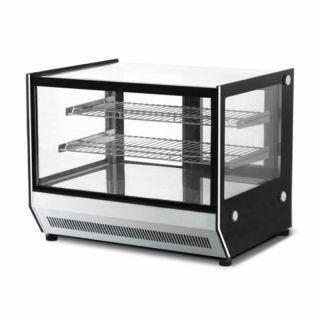 Ψυγείο βιτρίνα συντήρηση επιτραπέζια 90χ53χ73 εκ Deli Carre III FM-GN900RT