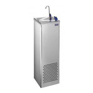 Ψύκτης νερού επιδαπέδιος Ανοξείδωτος K17 32x32x100 εκ  FM-K17INOX