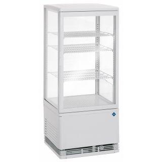 Ψυγείο βιτρίνα συντήρηση επιτραπέζια 43χ39χ96 εκ FM-MINICOOLER-W