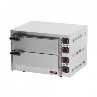 Φούρνος πίτσας FP 66 R Redfox 550x497x380