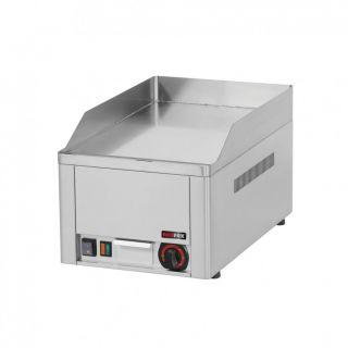 Πλατώ ηλεκτρικό λείο μονό χρωμίου AF-FTHC 30 Ε 330x540x220