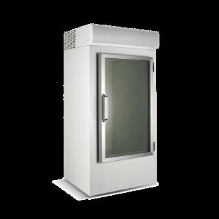Καταψύκτης πάγου ICE BOX 24 GD 77 x 76,5 x 190,2 εκ CRL-ICE BOX 24 GD
