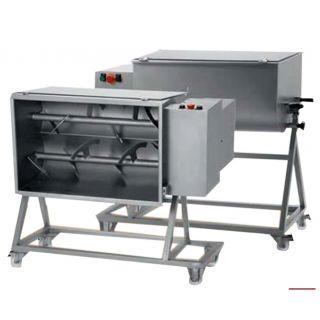 Αναδευτήρας κρέατος 80KG με 2 άξονες AMB  IC-IP80 600x960x1050 mm
