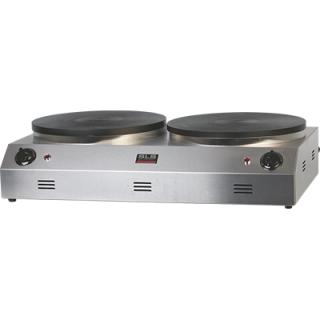 Κρεπιέρα Διπλή Ηλεκτρική SLS V-CRM02 82x48x18 cm