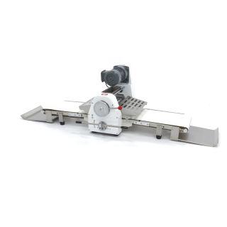 Επαγγελματική σφολιατομηχανή ηλεκτρική επιτραπέζιο φύλλο 38 εκ 163χ73χ64 εκ MAX-09377000