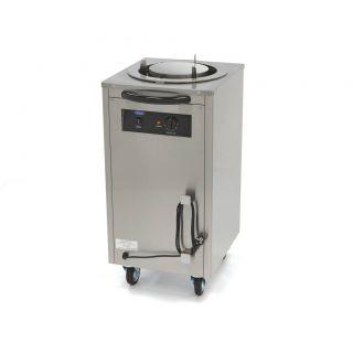 Επαγγελματικός επιδαπέδιος θερμαινόμενος διανομέας πιάτων (dispenser) 57X64X103 εκ MAX-09362000