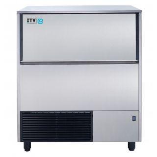 Παγομηχανή με σύστημα ανάδευσης QUASAR NGQ 130 843x557x984mm