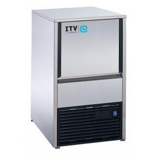 Παγομηχανή με σύστημα ανάδευσης QUASAR NGQ 40 401x506x698mm
