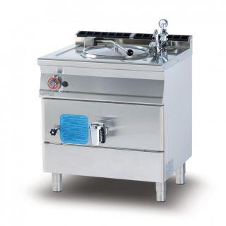 Βραστήρας αερίου έμμεσου θερμάνσεως 50 Lt AF-PI50-78G 800x705x900