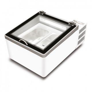 Βιτρίνα Παγωτού 2 γεύσεων επιτραπέζια 50,5x76x38,2 εκ   AF-POP 50