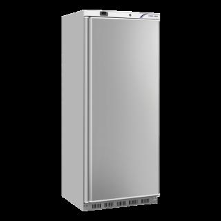 Επαγγελματικός θάλαμος INOX & πλαστικοποιημένος μονός συντήρηση CH-QRX600  78X72X189,5 εκ ENERGY CLASS D