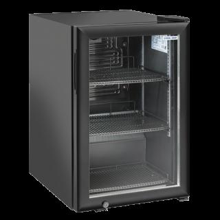 Επαγγελματικό ψυγείο βιτρίνα επιτραπέζιο συντήρηση CH-RCF60 43,2X49,6X67,2  εκ ENERGY CLASS C
